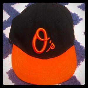Toddler new era Orioles Hat